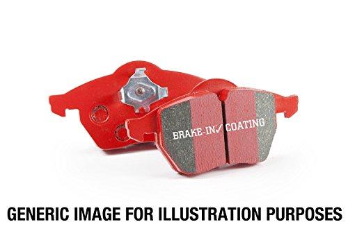 EBC Brakes DP31517C Redstuff Ceramic Low Dust Brake Pad