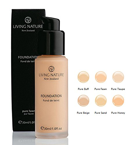 Living Nature Mineral Make-up - pure sand