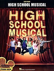 High School Musical (Piano/keyboard - Difficulty: Easy-medium). By Zac Efron, Vanessa Anne Hudgens, Ashley Tisdale, and Lucas Grabeel. Easy Piano Songbook. Movies and Disney. Lyrics. 2006