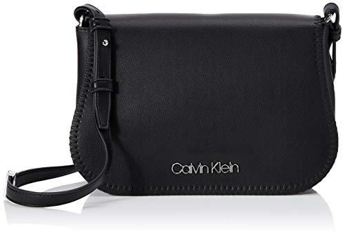 Calvin Klein dames Mellow Saddle Bag schoudertas, 5x15x4 cm