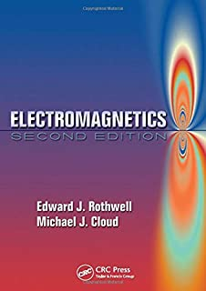 Electromagnetics, Second Edition (Electrical Engineering Textbook Series)