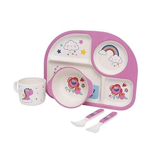Tuc Tuc Enjoy & Dream - Set de vajilla, niñas, color rosa