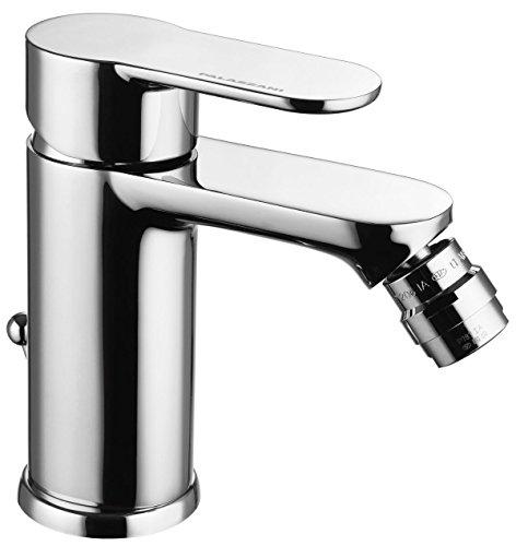 Miscelatore rubinetto per bidet bagno Bella in ottone cromato di Palazzani