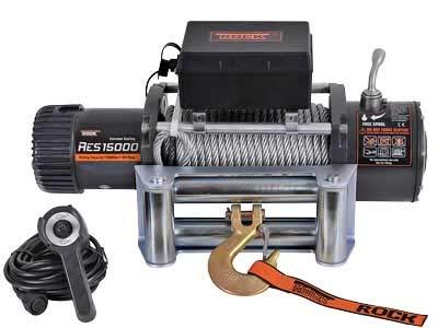 9201-10017 Argano elettrico, IP67 elettrico automotive 24v corda industriale