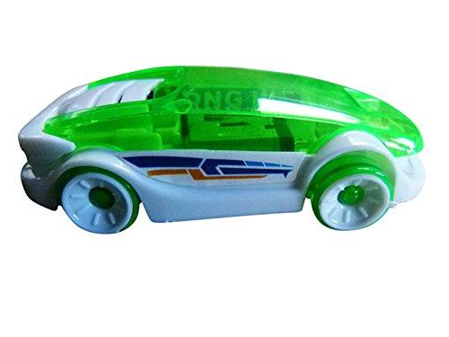 Ikumaal Spielzeug RC Auto, A157, Mini Auto Bausatz, batteriebetrieben, für kleine Konstrukteure, Geschenk-Idee für Jungen und Mädchen für Weihnachten und zum Geburtstag, Geburtstags-Geschenk