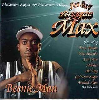 Beenie Man Reggae Max
