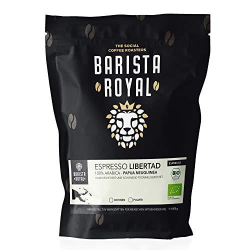 BARISTA ROYAL Bio Espressobohnen 1kg