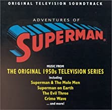 The Adventures of Superman Soundtrack 1950s TV Series