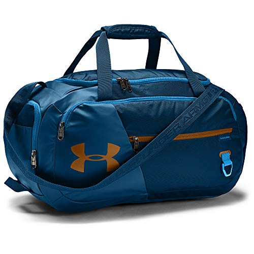 Under Armour Undeniable Duffle 4.0 Gym Bag, Duffle Bag Unisex, Blue...
