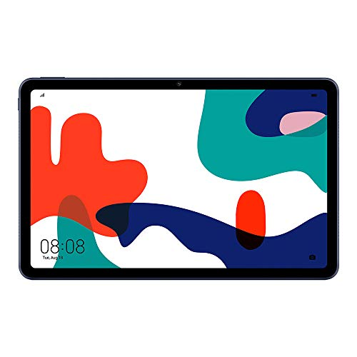 "HUAWEI MatePad Tablet 10.4"", 4 GB, 64 GB, Wi-Fi, Processore Kirin 810, sistema operativo EMUI 10 con Huawei Mobile Services (HMS) , Grigio (Midnight Grey)"