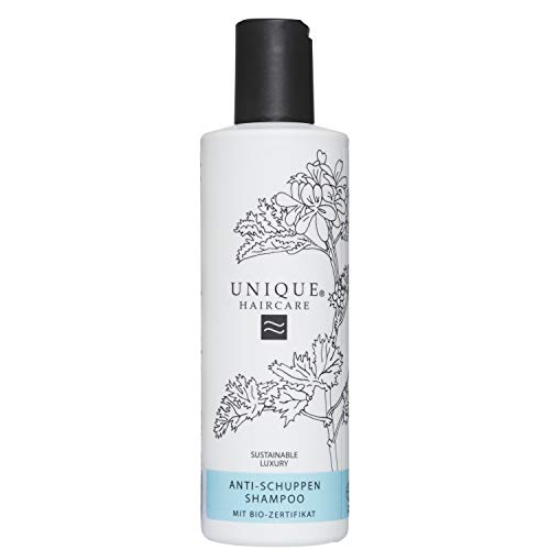 Unique Haircare Shampooing anti-pelliculaire
