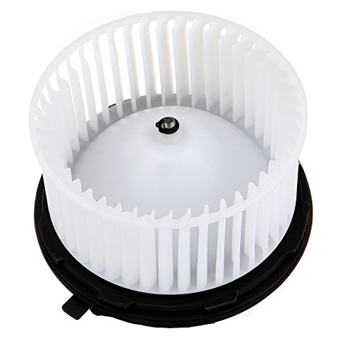 SCITOO AC Heater Blower Motor with Fan HVAC ABS Blowers Motors Fan fit for 2003-2014 Cadillac Escalade/2003-2008/2012-2014 Cadillac Escalade ESV/2003-2014 Chevrolet Tahoe