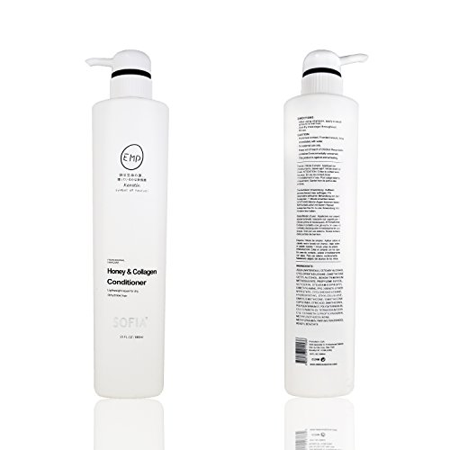 ODE SOFIA Honey & Collagen Unisex Shampoo Best And Conditioner