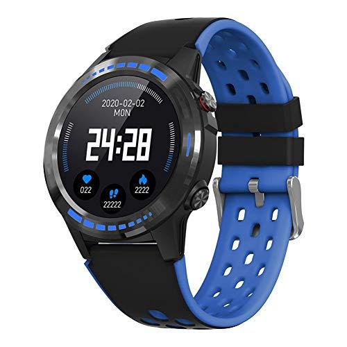 AEF Smartwatch para Hombres Mujeres Niños, Reloj Inteligente Impermeable IP68 con Monitor De Sueño Podómetro Caloría GPS para Deporte,2