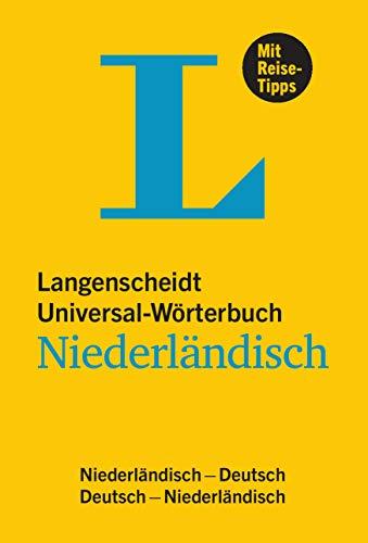 Langenscheidt Universal-Wörterbuch Niederländisch: Niederländisch-Deutsch / Deutsch-Niederländisch