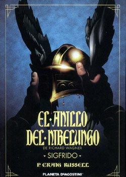 El anillo del nibelungo: sigfrido