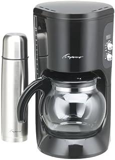 Capresso 448.01 Elegance Grande Plus Coffee-2-Go, Black