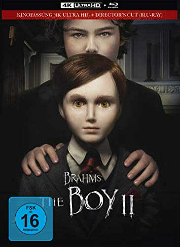 Brahms: The Boy II (Mediabook, 1 UHD + 1 Blu-ray)