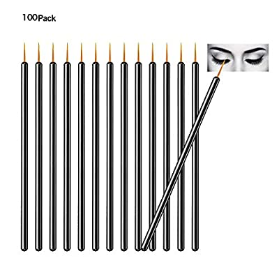 TygoMall 100pcs Disposable Eyeliner