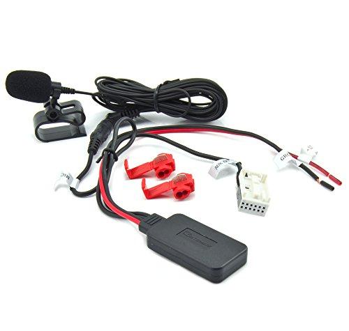 Bluetooth Adapter Musik Handyieren für Mercedes Audio 20 50 APS Comand NTG 2