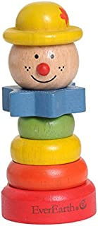 EverEarth Stacking Clown - Yellow Hat EE33267