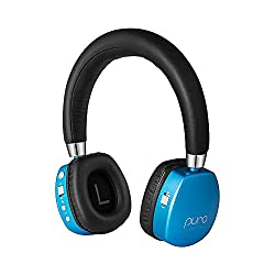 Puro Sound Labs PuroQuiet On-Ear Active Noise Cancelling Bluetooth Headphones – Lightweight Headphones for Kids
