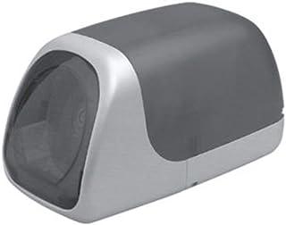 Lwieui Caja de Almacenamiento de CD CD de la Caja de almacenaje del hogar del Organizador del almacenaje Tiene Capacidad f...