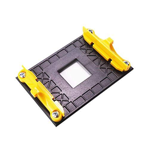 GLOTRENDS Enfriador de CPU AM4 Soporte para zócalo AM4 (X570/B550/A520/X470/B450/X370/B350/A320 Chipset)
