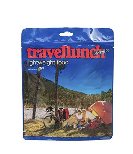 Travellunch Unisex– Erwachsene Nudeln Bolognese Mahlzeit, Mehrfarbig, á 125 g