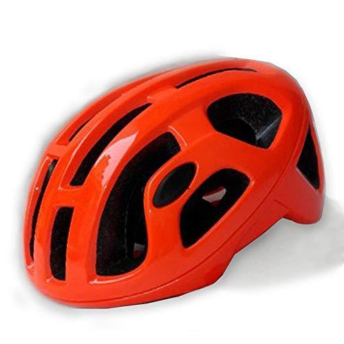 De enige goede kwaliteit Mooie Roller Schaatsen Snelheid Mannen En Vrouwen Fietshelm Een stuk Road Bike Ademende Helm Fiets Riding Eenvoudige Helm Mode