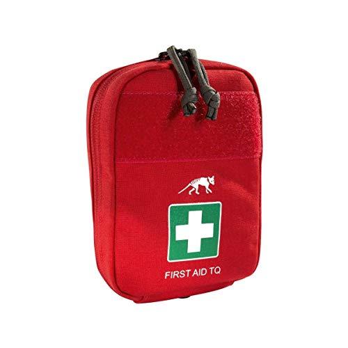 Tasmanian Tiger TT First Aid TQ - Bolsa de primeros auxilios (16 x 12 x 4 cm), color rojo