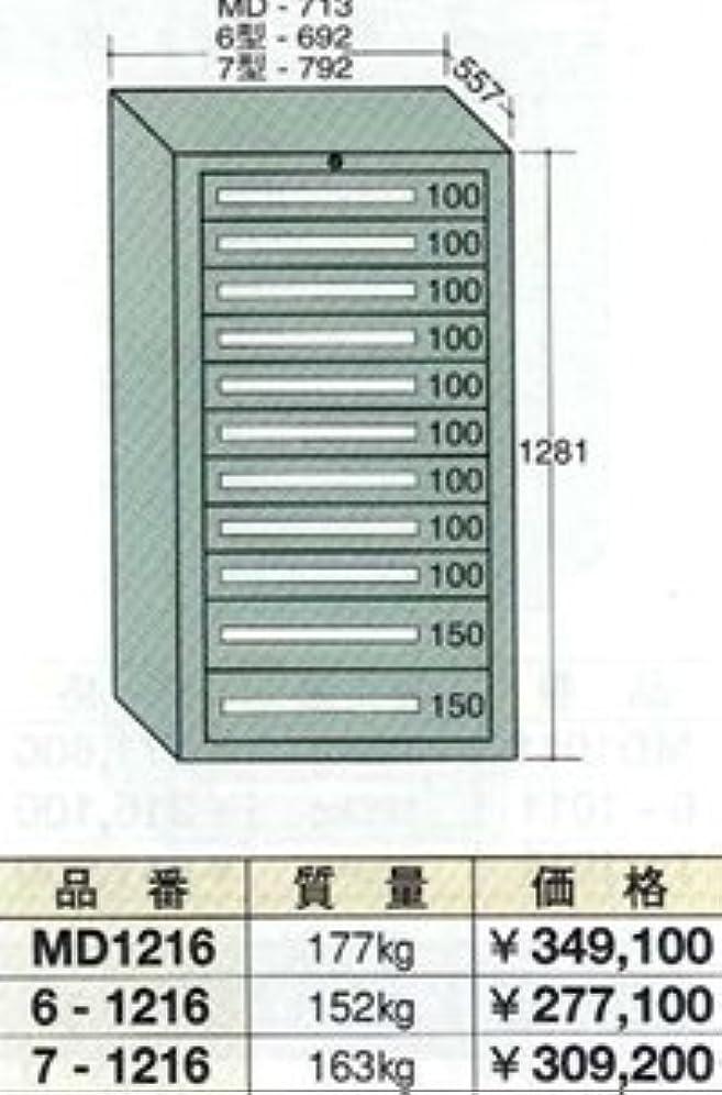 北セクション学期OS(大阪製罐) ミドルキャビネット MD1216