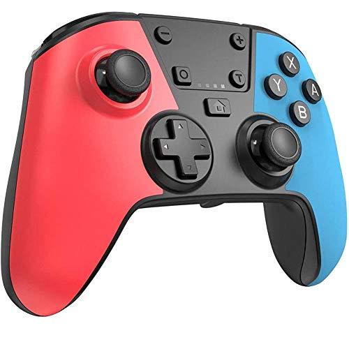 Regulador del Juego de Bluetooth inalámbrico para móviles iOS/Android/Interruptor de teléfono USB Gamepad Joystick Azul Rojo