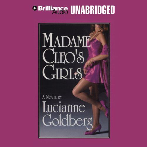 Madame Cleo's Girls audiobook cover art