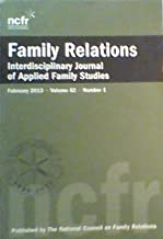 Best family relations interdisciplinary journal of applied family studies Reviews
