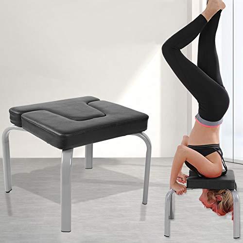 WNSC Silla Invertida Yoga, Silla del Soporte de Manos de Yoga, multifunción para el hogar del Gimnasio