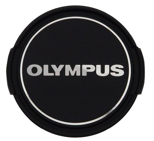 Olympus LC-37B - Tapa objetivo (M.ZUIKO DIGITAL 14 - 42mm II), color negro