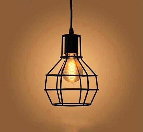 Style home Retro Deckenlampe Hängeleuchte Metall Vintage Industrie RL-C002