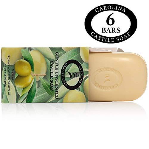 Pure Castile Carolina Soap Bars