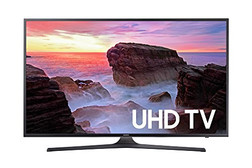 Samsung Electronics UN50MU6300 50-Inch 4K Ultra HD Smart LED TV (2017 Model)