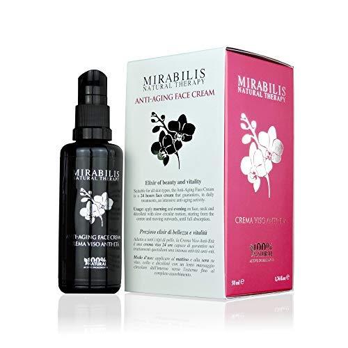 Crema facial antienvejecimiento 24h, ML–Este 100% Natural Made in Italy