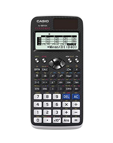 Casio FX-991EX Engineering/Scientific Calculator