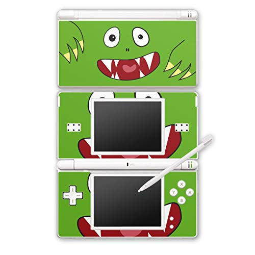 DeinDesign Skin kompatibel mit Nintendo DS Lite Folie Sticker Kinder Monster