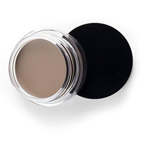 INGLOT AMC Brow Liner Gel 12 | Wasserfestes Brauenlinergel perfekt um Augenbrauen auf zu füllen, die Farbe hervorzuheben und zu konturieren