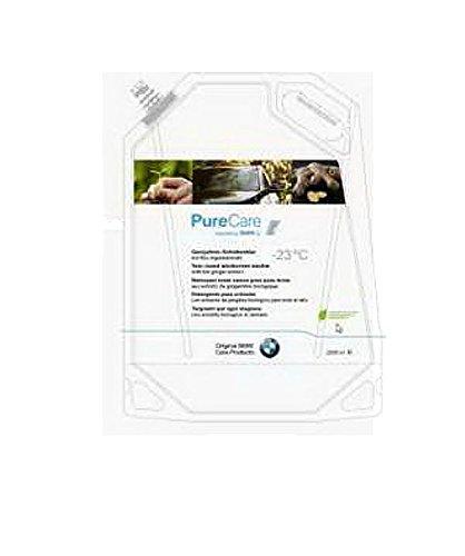 BMW Original i PureCare Ganzjahres-Scheibenklar mit Bio Ingwer