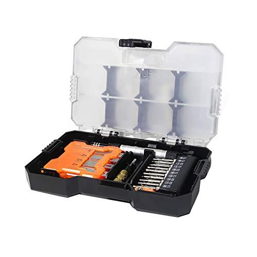 Iswell 34 unids Mango de Metal Cuchillo de bisturí Kit de herramientas...