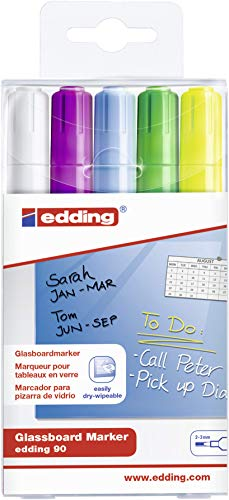 edding 90 Glassboard Marker - Sortierung...