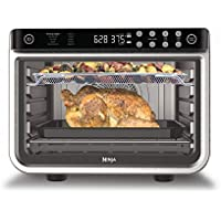 Ninja DT201 Foodi 10-in-1 XL Pro Air Fry Digital Countertop Convection Toaster Oven - Refurbished