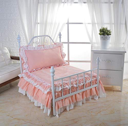 Hondenhok en Cathousedog-bed Luxe kennel met bed en beddengoed 65X50X60Cm