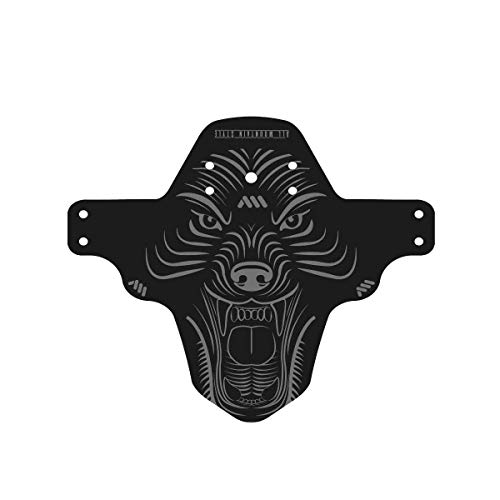 All Mountain Style AMSMG1WFGY Front Mudguard